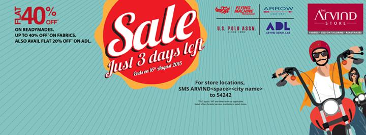 The Arvind Store,  Sale, MensFashion, TheArvindStore, TAS