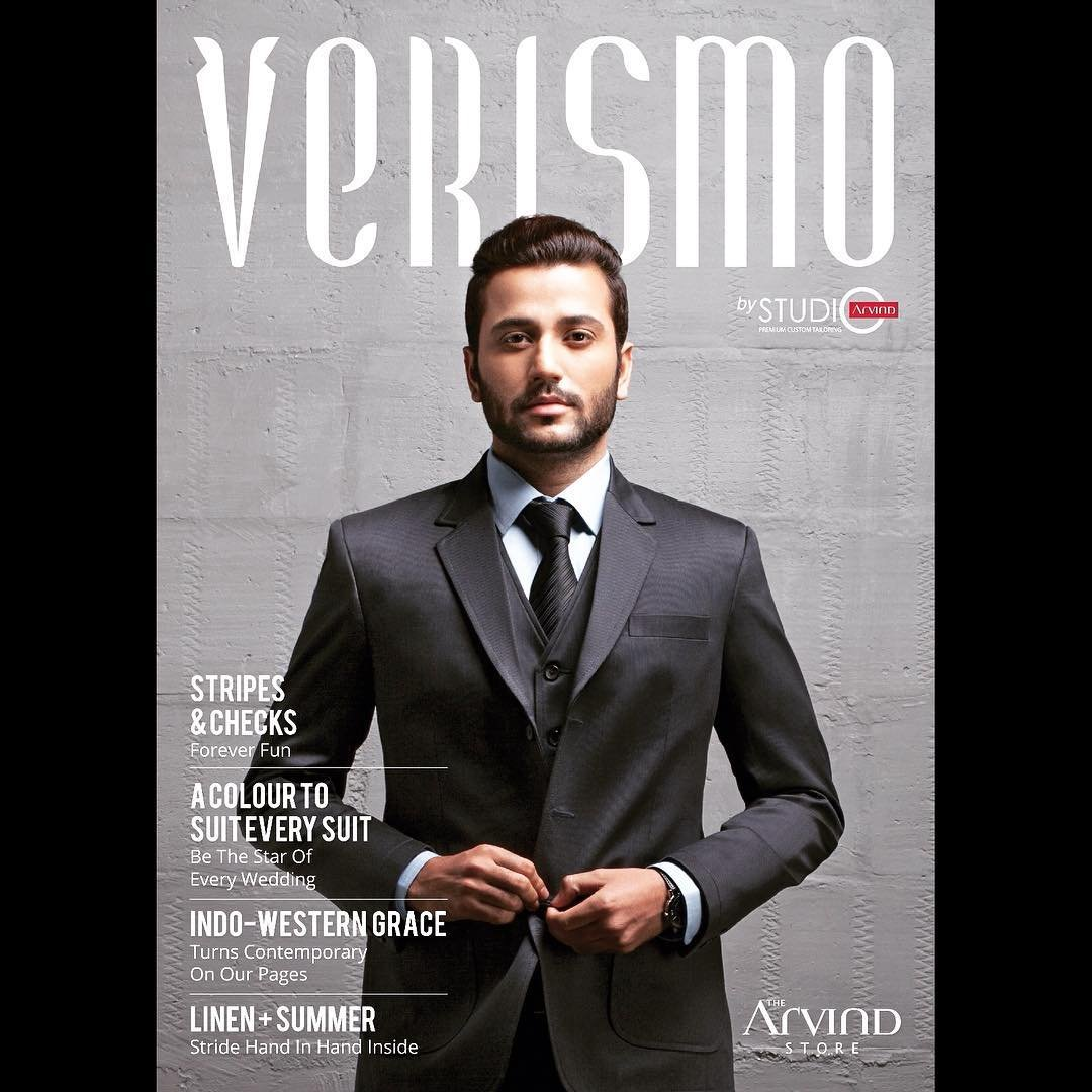 Verismo is now on Instagram. Follow this account for the latest in men's fashion.