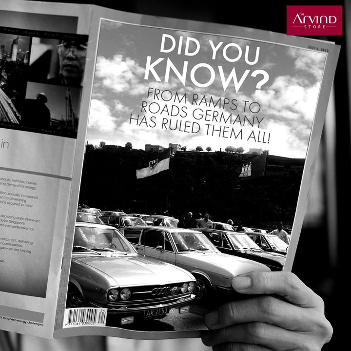 #DidYouKnow The first fashion magazine was published in Germany in 1586.