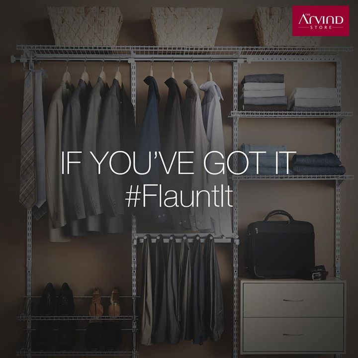 The Arvind Store,  FlauntModeOn