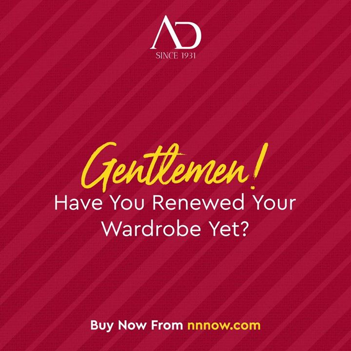 With a wide range of apparels at discounts, being trendy is now pocket-friendly!  Buy now from https://arvind.nnnow.com/ . . #menstrend #flatlayoftheday #menswearclothing #guystyle #gentlemenfashion #premiumclothing #mensclothes #everydaymadewell #smartcasual #fashioninstagram #dressforsuccess #itsaboutdetail #whowhatwearing #thearvindstore #classicmenswear #mensfashion #malestyle #authentic #arvind #menswear #EndOfSeasonSale #SaleOn #upto50percentoff #discounts #flashsale #dealon #saleanddiscounts #saleatarvind