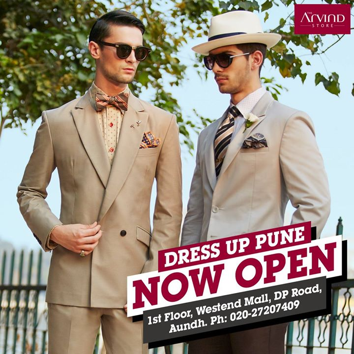 Here's a special launch #offer - Shop for Rs. 3999 and get a double wallet worth Rs. 999 free. Offer valid till stock lasts. #Pune