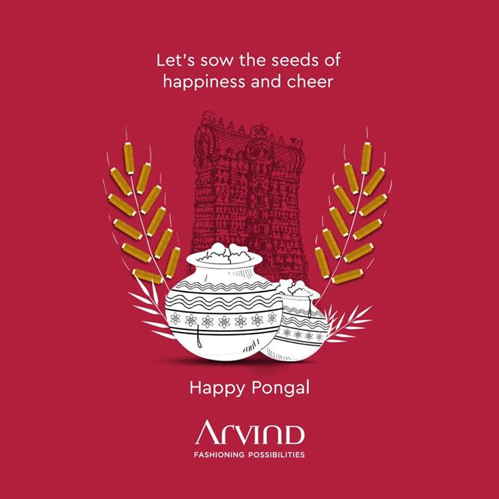 May this harvest season bring in joy and comfort! We wish you a very Happy Pongal! . . #whowhatwearing #thearvindstore #classicmenswear #mensfashion #malestyle #authentic #arvind #menswear #EndOfSeasonSale #SaleOn #upto50percentoff #discounts #flashsale #dealon #saleanddiscounts #pongal #pongal2020 #happypongal