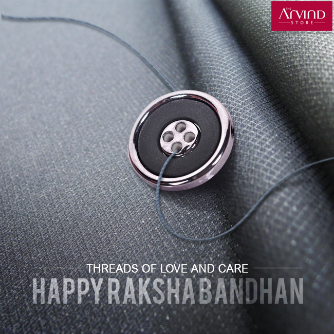 A strong bond between a brother & sister is founded on love, care and devotion for one another. Cherish this relationship with all your affection.   #HappyRakshaBandhan
