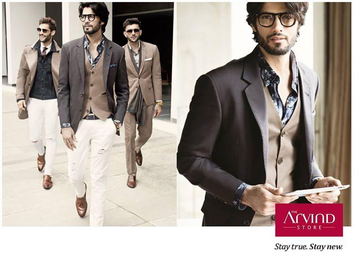 The Arvind Store,  StayTrueStayNew, Workwear