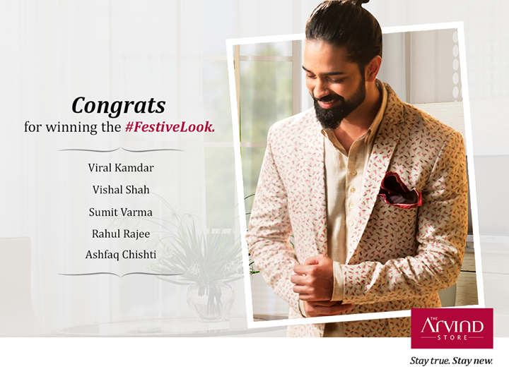 We want to send a big thank you to everyone for an enthusiastic response, which made this contest a success!