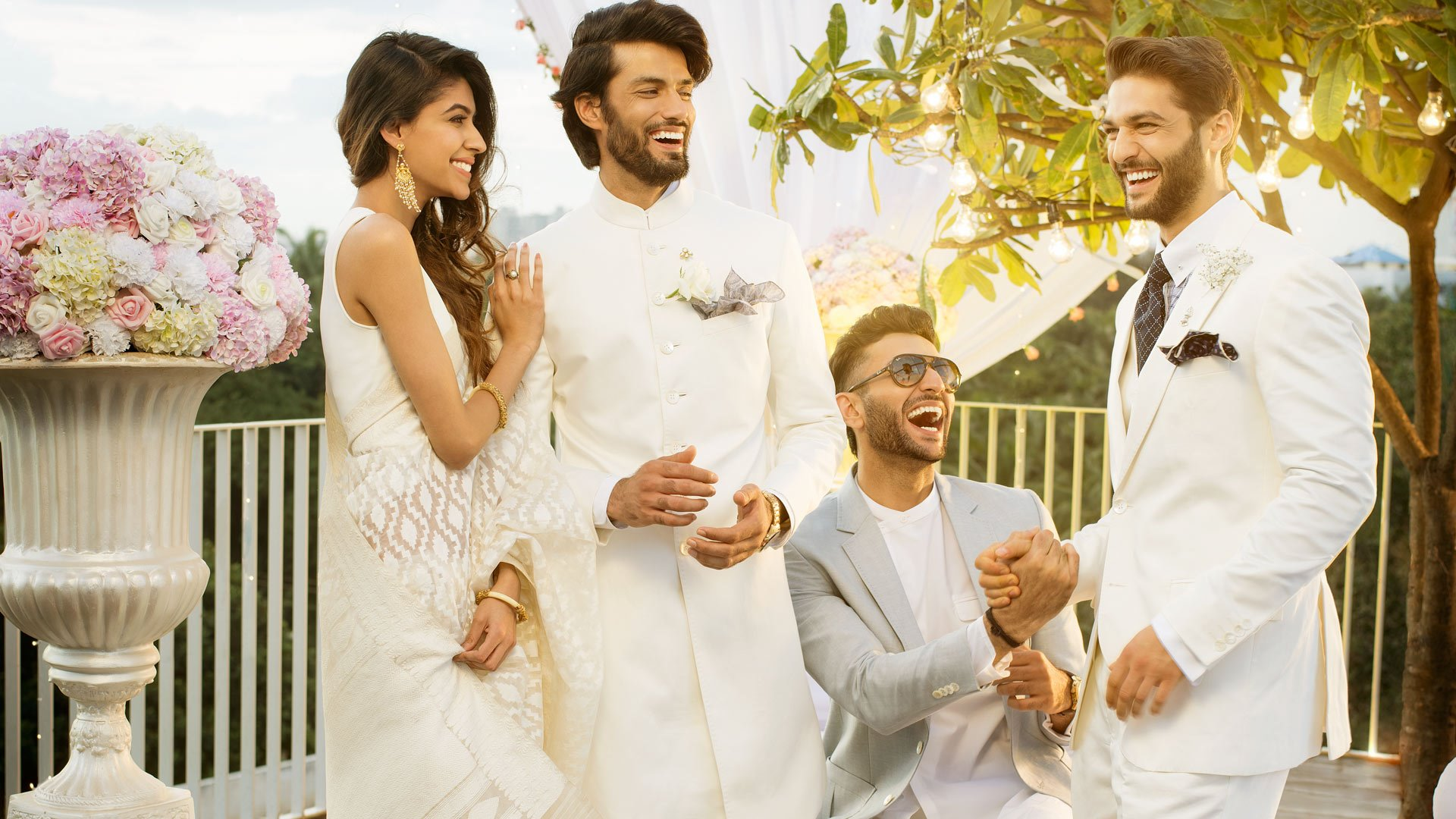 To look your best at a wedding, you need a style that meets your personality. Know how to make the right sync in the link below! #StayTrueStayNew #TheArvindStore #FashionForMen #WeddingSeason #WeddingCollection #BestMan #Ceremonial GQ India