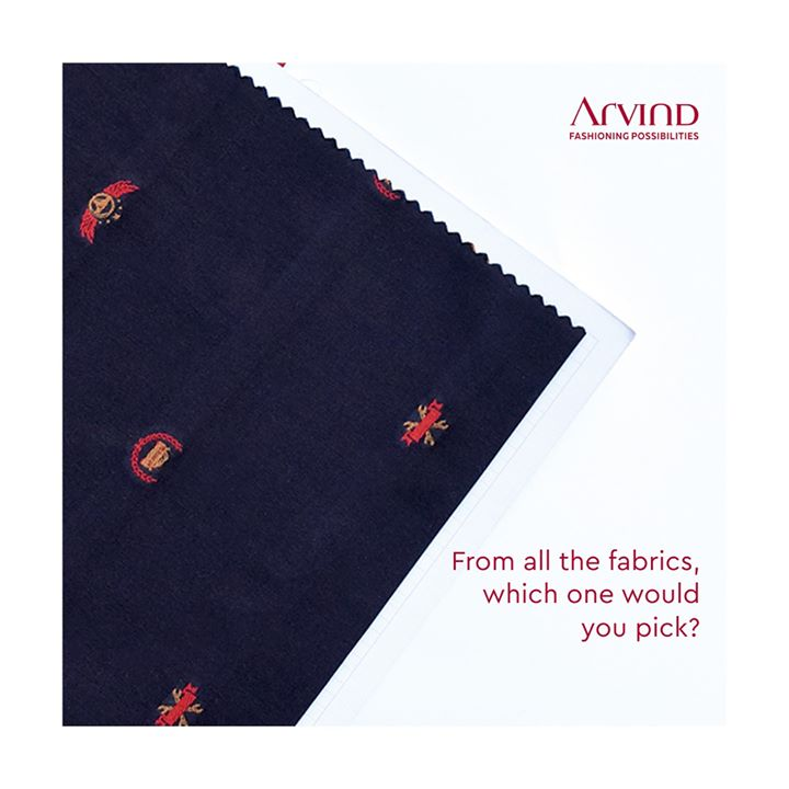 Hundreds of fabrics.  So many prints. Which one would you choose?  It's time you indulge in custom tailoring service at The Arvind Store. Pick a fabric of your choice, give us measurements and let us create the comfiest clothing for you! . . #gentlemenfashion #premiumclothing #mensclothes #everydaymadewell #smartcasual #fashioninstagram #dressforsuccess #itsaboutdetail #whowhatwearing #thearvindstore #classicmenswear #mensfashion #malestyle #authentic #arvind #menswear #customshirts #customtailoring #bespoketailoring