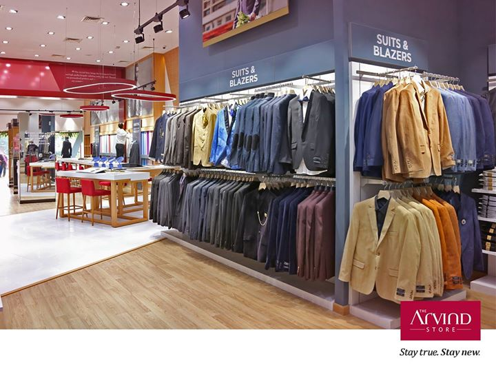 When you step into The Arvind Store you enter a world of elegant styles crafted to perfection. Come, live this lavish experience at a store near you! LINK: bit.ly/TAS_Locator #StayTrueStayNew