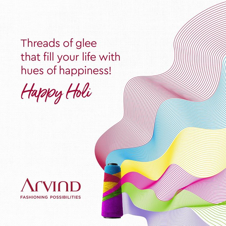 We wish that all the shades of joy and bliss govern your life, this Holi! Happy Holi! . . #gentlemenfashion #premiumclothing #mensclothes #everydaymadewell #smartcasual #fashioninstagram #dressforsuccess #itsaboutdetail #whowhatwearing #thearvindstore #classicmenswear #mensfashion #malestyle #authentic #arvind #menswear #customshirts #customtailoring #bespoketailoring #holi #holi2020 #holifestival #happyholi