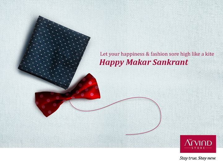 This Makar Sankrant, grace your celebrations with a touch of sophistication and elegance. #MakarSakrant  #StayTrueStayNew