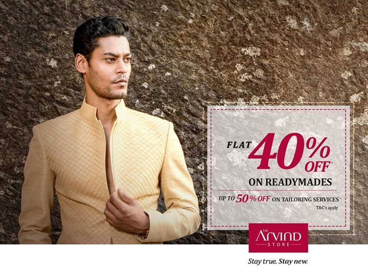 Ever wished to give your wardrobe a classy touch? Well, now's your chance!  Check out this weekends sale: http://bit.ly/ThisWeekendOffer #EOSS