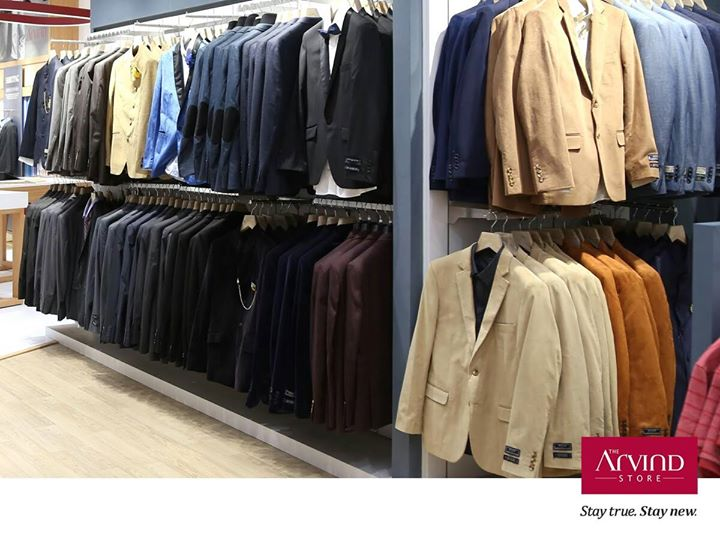 Check out our lavish space where you can find the finishing touch to complete your look.  Step into our stores to explore more: http://bit.ly/TAS_Locator  #stayTrueStayNew  #TheArvindStore