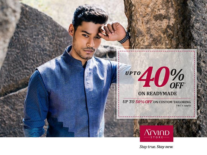 Stick to your resolutions with new styles, all on a discount you cannot resist. T&C's: http://bit.ly/EOSSTAS  #StayTruestayNew