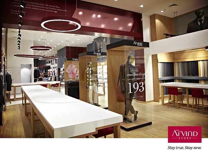 The Arvind Store,  StayTrueStayNew