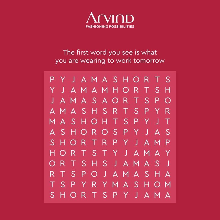 And you thought that we forgot it's lockdown Day 8! Nay, just messing with you! Tell us what did you first see in the comments section. . . #gentlemenfashion #premiumclothing #mensclothes #everydaymadewell #smartcasual #fashioninstagram #dressforsuccess #itsaboutdetail #whowhatwearing #thearvindstore #classicmenswear #mensfashion #malestyle #stayinghome #stayhome #workfromhome #wfh #wfhlife #stayinside #aprilfoolsday #aprilfoolsday2020 #aprilfoolday