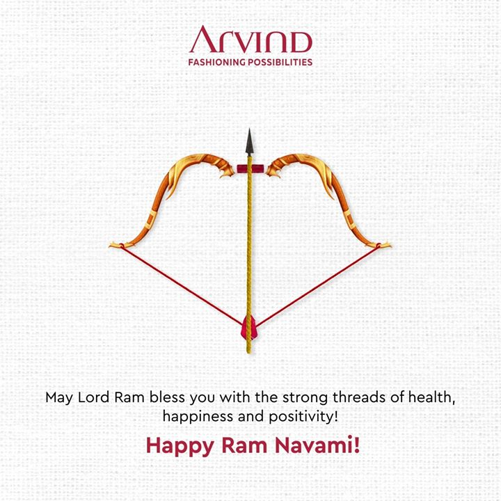 May Lord Ram's blessing help us weave a better future with the threads of good health and affection. We wish you a very Happy Ram Navami! . . #gentlemenfashion #premiumclothing #mensclothes #everydaymadewell #smartcasual #fashioninstagram #dressforsuccess #itsaboutdetail #whowhatwearing #thearvindstore #classicmenswear #mensfashion #malestyle #happyramnavami #ramnavami #ramnavami2020 #jayshreeram