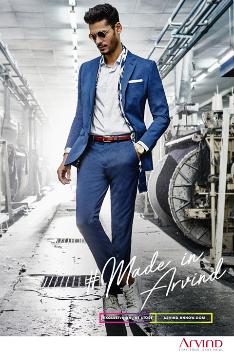 Travelling for business? Make your journey light and flexible with our 10-pocket business suit, a perfect blend of our legacy and innovation in fashion. Have you checked them out yet? Check it out at http://bit.ly/ShopReadyToWear #ReadyToWear #MadeInArvind