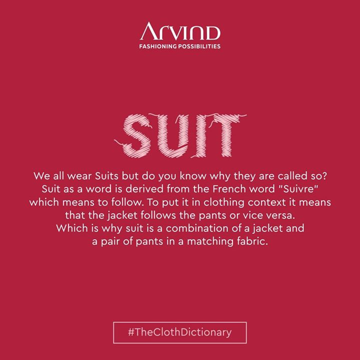 We wear suits on important days, special occasions and for those big meetings as well. But do you know why