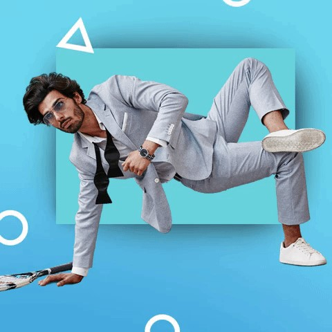 Life demands for us to stretch ourselves. Do it the right way by donning this suit from our #ReadyToWear collection.