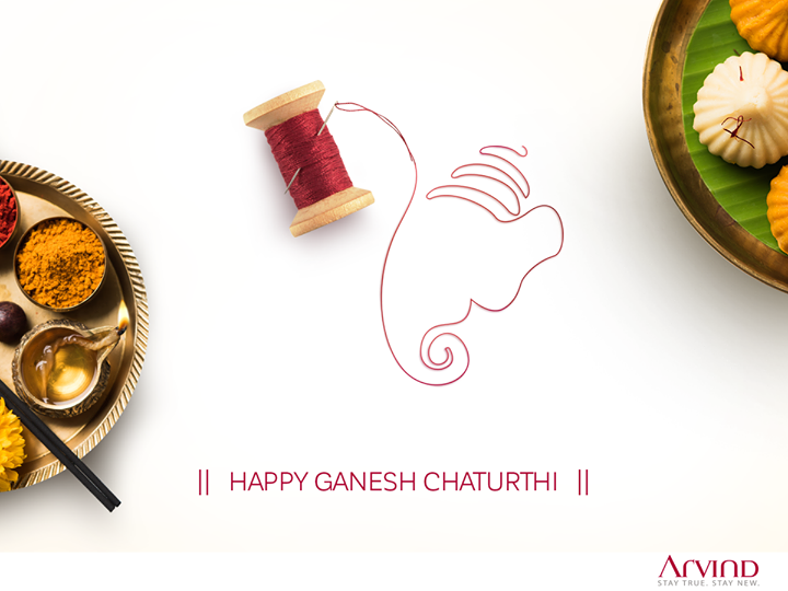 May Lord Ganesha remove all the obstacles and fill your life with happiness and prosperity. Wishing everyone a very #HappyGaneshChaturthi