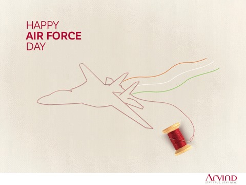 #HappyAirforceDay