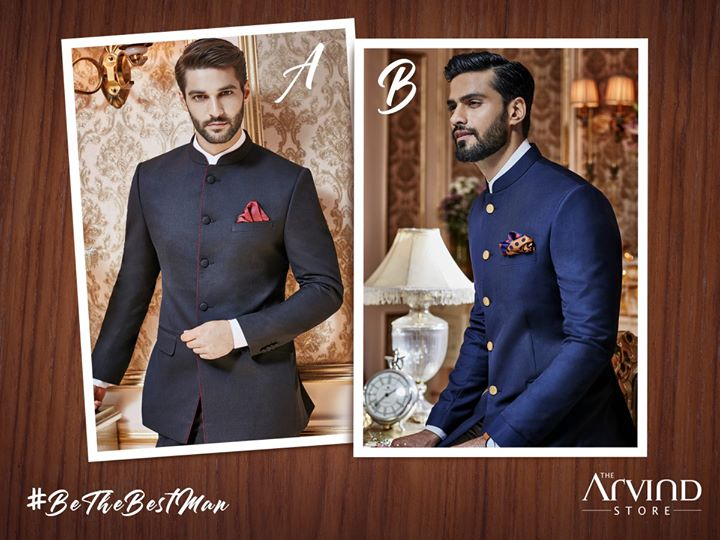 Tag a groom to-be and elevate his Sangeet celebrations by selecting one outfit. Which one do you think will enhance his appearance and why? #BeTheBestMan #ContestAlert #LeagueOfBestMan  Rules to Participate - 1 - Like and Share The Page 2 - Like & Share every post of #BeTheBestMan contest