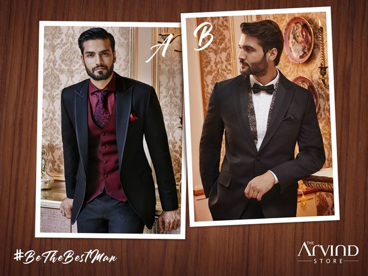 It's his first gathering after the big day, be sure that the groom catches all the attention he deserves. Tag a groom-to-be and tell us which one of these outfits will help him look stylish and why? #BeTheBestMan #ContestAlert #LeagueOfBestMan  Rules to Participate - 1 - Like & Share the Page 2 - Like & Share every post of #BeTheBestMan contest