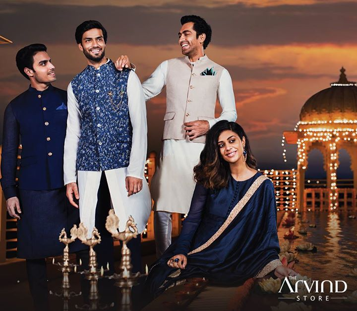 The opulence and charm of the occasion is what sets it apart. Make it an extraordinary moment with our exclusive Ceremonial Collection. Visit our stores today - http://bit.ly/TASStoreLocator