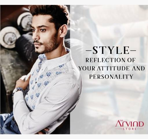 At the end, it's all about being yourself and showcasing your best #StyleQuote #stylequote #thearvindstore #themenswear #menscollection #style #stylestatement