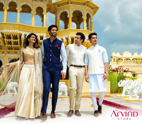 When pursued with elegance, occasions can turn into celebrations. Make it a memorable one with our Ceremonial Collection. Head to our stores and avail discount upto 50% OFF T&C* applied - http://bit.ly/TASStoreLocator