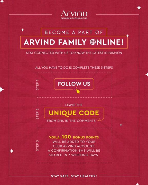 The Arvind Store,  StayTrueStayNew, PartyStaple
