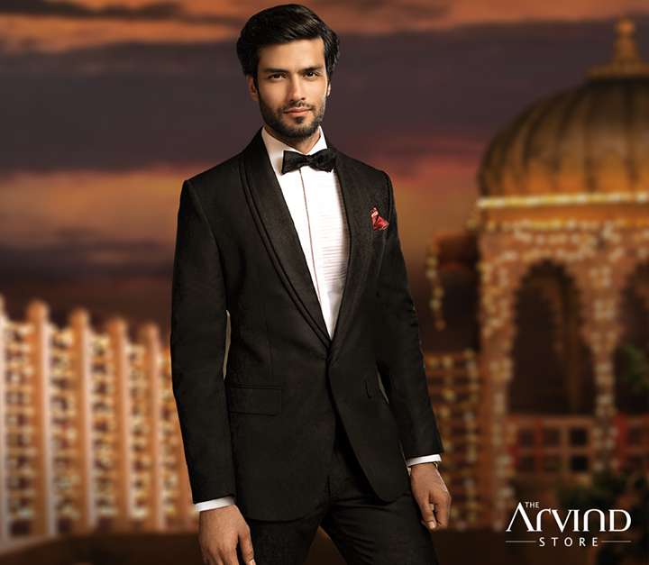Celebrate every moment of the occasion and give it an extravagant touch with our latest Ceremonial Collection. Visit our stores today and enjoy discount upto 50% OFF on fine fabrics, Arrow and US Polo, T&C* applied - bit.ly/TASStoreLocator