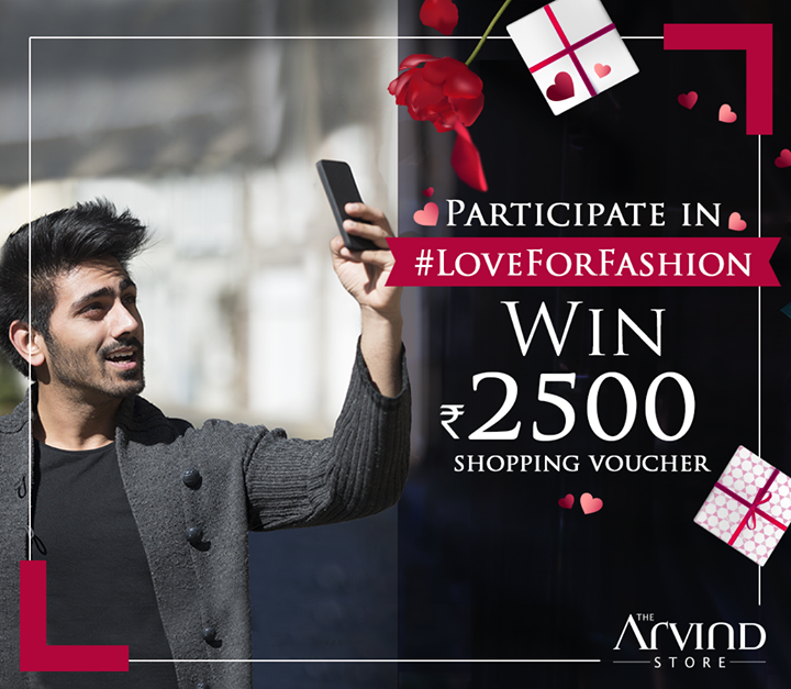 #ContestAlert-  Fancy winning shopping vouchers worth Rs 2500? Participate in #LoveForFashion and follow these simple steps. 1. Post a picture below wearing your favourite outfit and tell us why is it special to you using #LoveForFashion 2 Ask you friends to vote for your entry by liking it 3. Most voted entry gets a chance to win