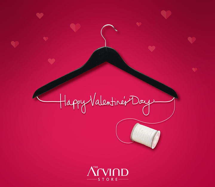 The Arvind Store,  HappyValentinesDay
