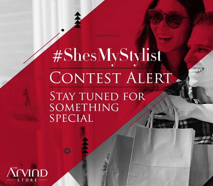 They nudge you in the right direction and put your best foot forward in a stylish way. Stay glued; we've got something interesting coming your way! #ContestAlert #ShesMyStylist