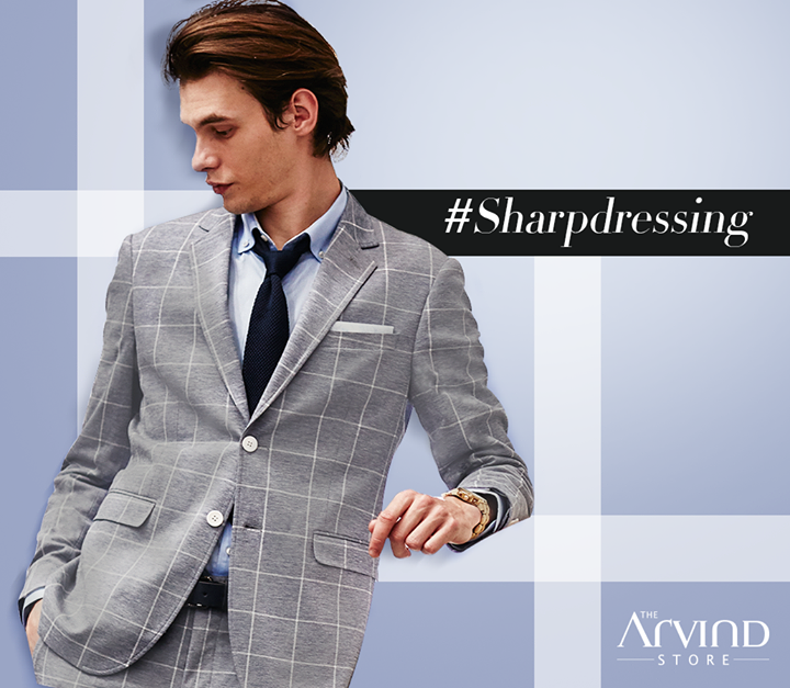 Dress sharp to beat the Monday blues. Visit our stores to check out our complete collection - bit.ly/TASStoreLocator