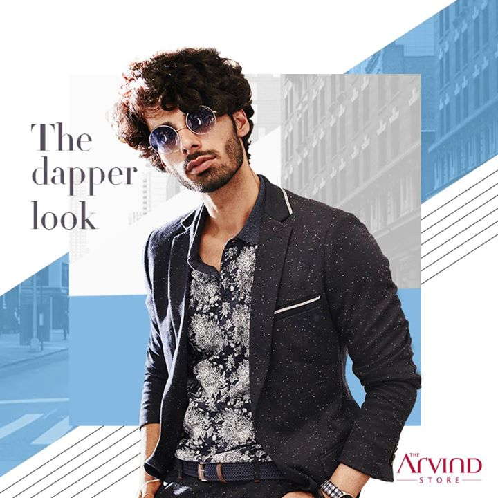 Exhibit flair and make an arresting impression by donning this suit from our #ReadyToWear collection. Visit your nearest store today – bit.ly/TASStoreLocator