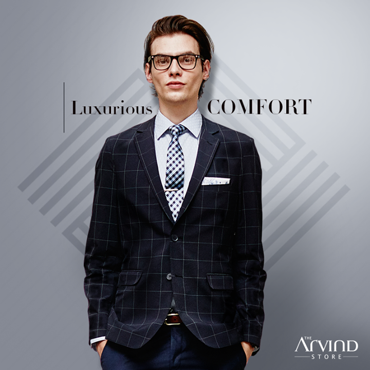 Get a decisive edge with this formal attire, which suits you up perfectly! Check out our latest collection today.