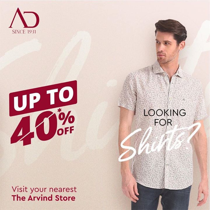 The Arvind Store,  FashionStatement, MensFashion, TheArvindStore, TAS