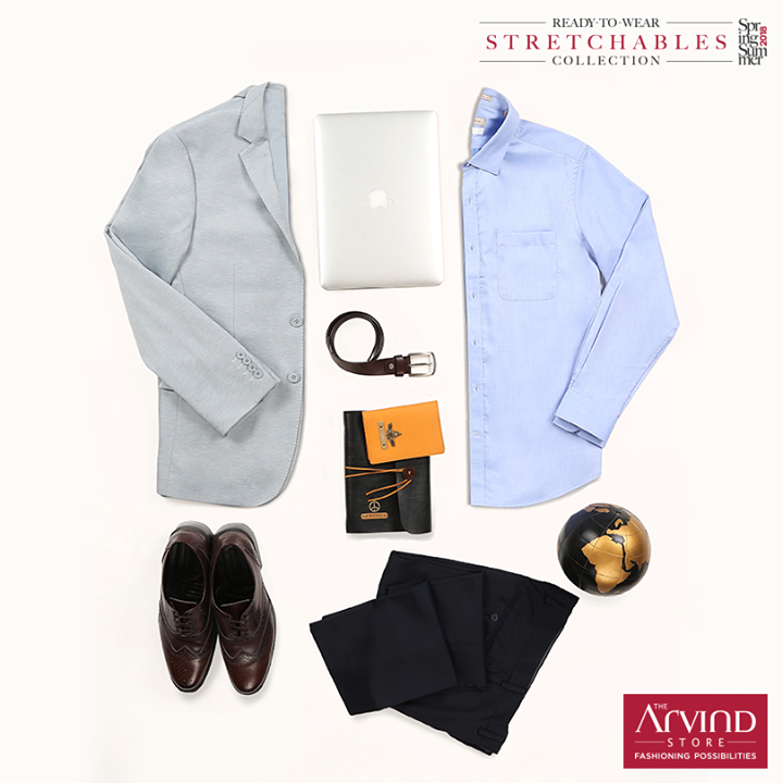 The Arvind Store,  ReadyToWear, ArvindReadyToWear, MensWear, TravelWear, WorkWear