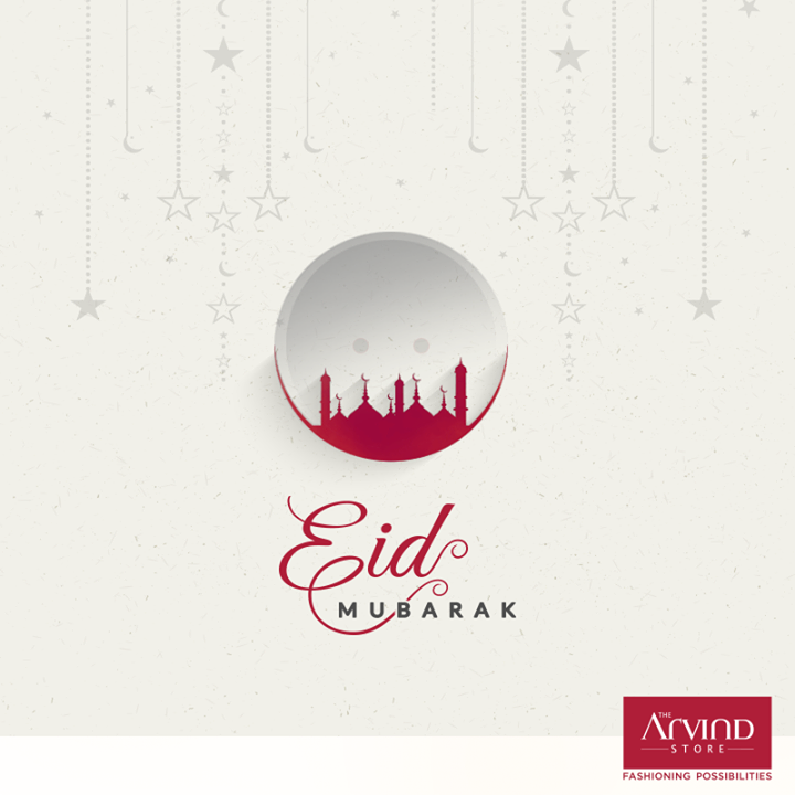 May the auspicious occasion bring prosperity and joy to your family and friends. #EidMubarak to all of you!