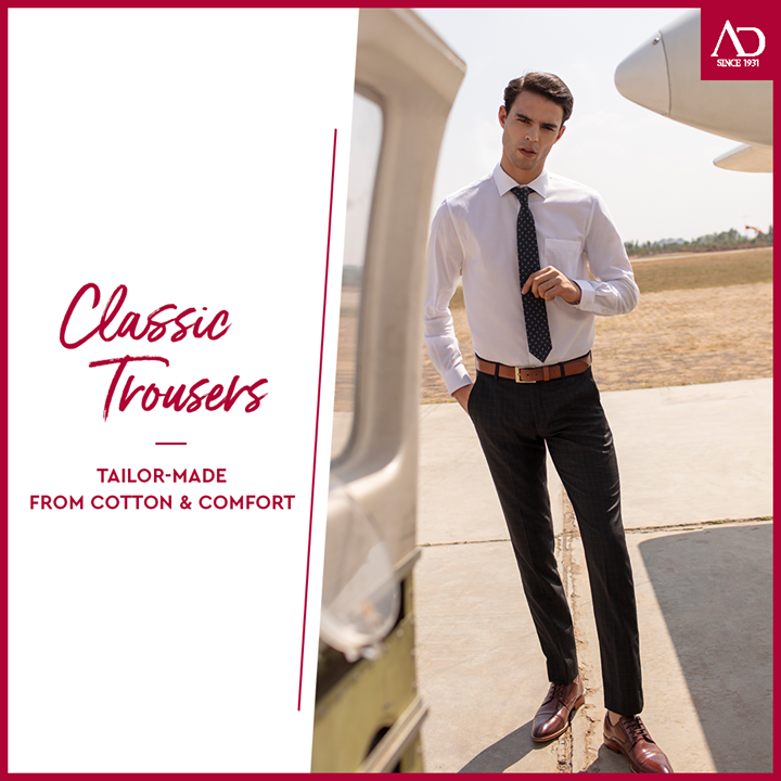 Cozy up in style with our smooth-textured fabrics that transform into a pair of sleek trousers with subtle patterns. They are stretchable, Water-resistant and stitched with concealed pockets. . . . #ADfashion  #ArvindFashion #TheArvindStore #Menswear #MensFashion #Fashion #style #comfortable #classicmenswear #texturedfabrics #sleek #trousers #patterns #stretchable #waterresistant #concealedpockets  #brightcolours #smartcasual #tailormade #StayStylish