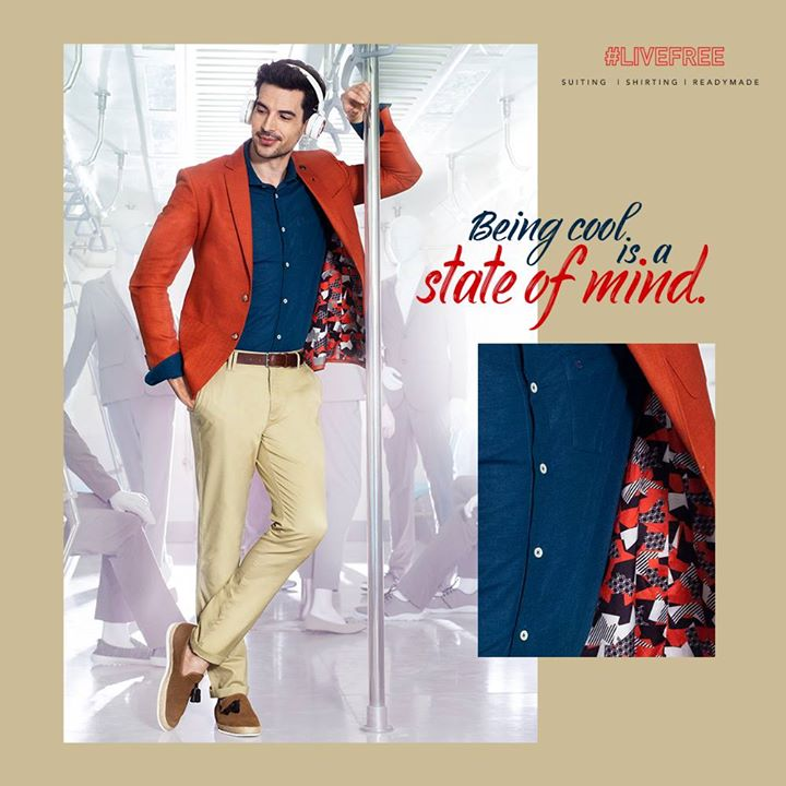 The Arvind Store,  LIVEFREE, ArvindFashioningPossibilities, SS19, Menswear, SummerSpringCollection