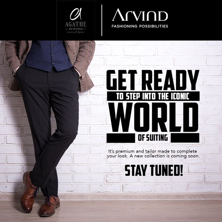 The Arvind Store,  ArvindOdeToFashion, ArvindFashioningPossibilities, ArvindOdeToFashion