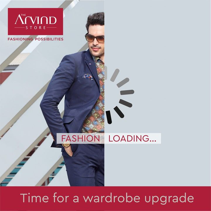The Arvind Store,  HeadTurnerCollection, latestfromArvind, menswear, likeaboss