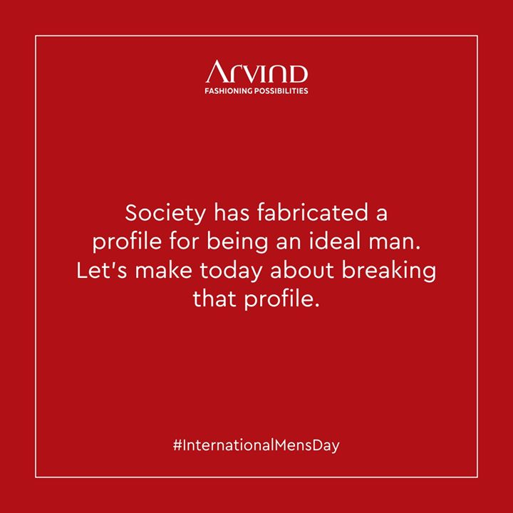 A carefully woven future that reflects the potential of remarkable men who celebrate individuality. We wish all the ideal men out there a very Happy International Men's Day! . . #menstrend #flatlayoftheday #menswearclothing #guystyle #gentlemenfashion #premiumclothing #mensclothes #bespoketailoring #readytowear #madeinarvind #thearvindstore #classicmenswear #mensfashion #malestyle #authentic #arvind #menswear #linen #suitings #suitingcollection #Italiancollection #internationalmensday #men #celebratingmenhood #internationalmensday2019 #mensday #gentleman