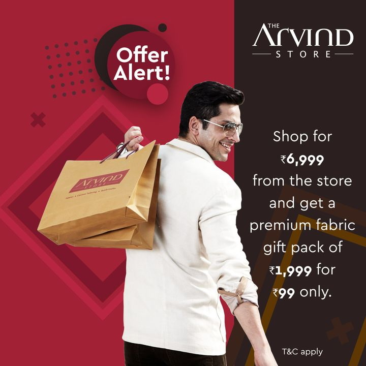 The Arvind Store,  TheArvindStore, Arvind, Menswear, Offer, StyleUpNow, Style, Dapper, StaySafe, StayClassy, FridayFashion, YayFriday, FashioningPossibilities