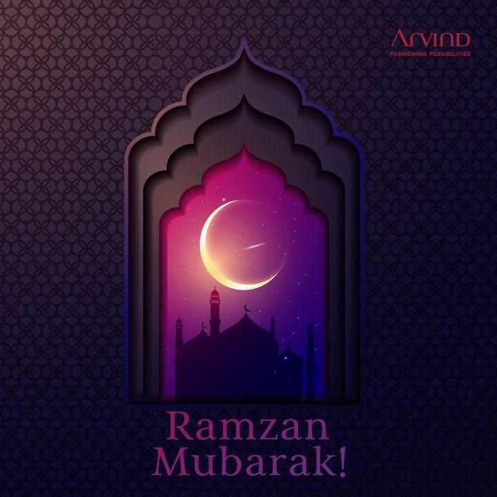 Ramzan Mubarak. Prayers for a healthy, happy & prosperous world.   #RamzanMubarak