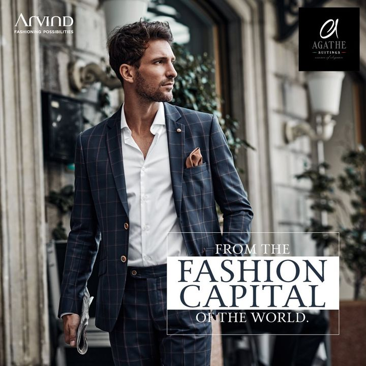 The Arvind Store,  Arvind, Agathe, Menswear, Fabrics, Dapper, FashioningPossibilities
